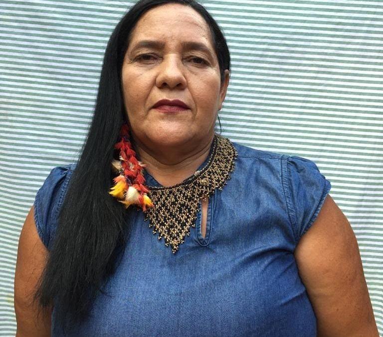 Cintia Guajajara >>> MA